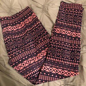 Women's Tribal Print Leggings
